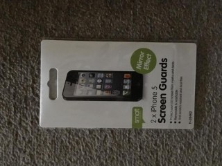 IPhone 5 Screen Guards, Brand new