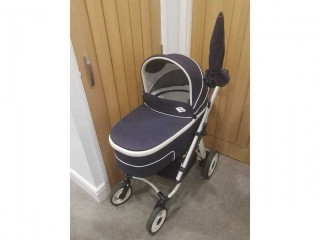 Bebecar Limited Edition Travel System, car seat and accessories, very good condition