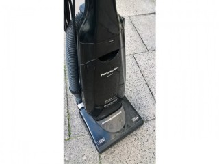Panasonic upright vacuum cleaner with tools