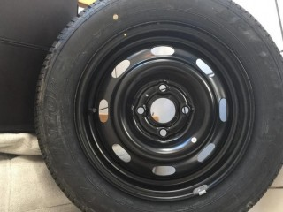 Dunlop Brand new tyre with really good tread