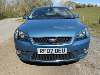 2007 Ford Focus Pininfarina Bodied CC-3 with just 30000 miles from new