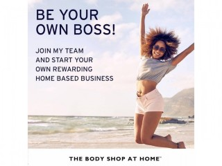Body Shop At Home Consultant