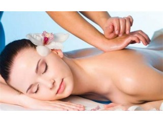 Trainee female assistant for Tantric massage