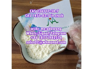 Cas 236117-38-7 for cas 1451-82-7 2-iodo-1-p-tolylpropan-1-one raw material