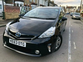 2013 Toyota Prius Plus 7 seater for sale