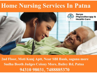 Top Home Nursing Services In Patna