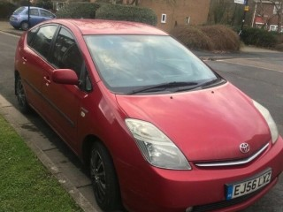 Prius 1.5 t4 leather full service history