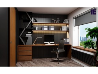 Furniture for Studies   Fitted Office Furniture   Fitted Home Office Furniture