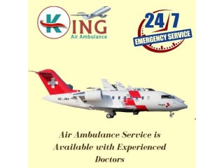 King Air Ambulance in Mumbai Safely Move You're Ailing with Medication