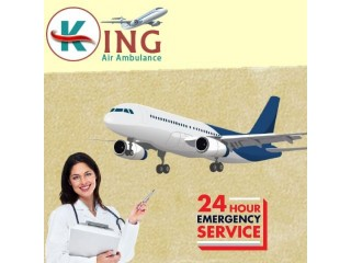 The Comprehensive King Air Ambulance Service in Bhopal with Complete Care