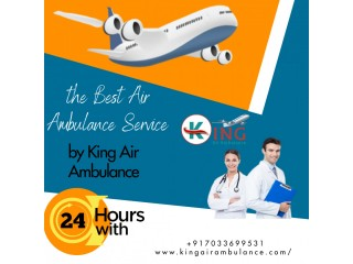 Emergency Relocation from Air Ambulance Service in Dibrugarh