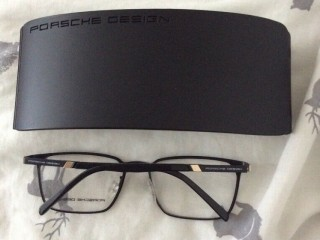 Porsche Design Vision Glasses. Plaistow, London