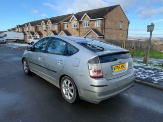 Toyota prius hybrid long mot requires attention