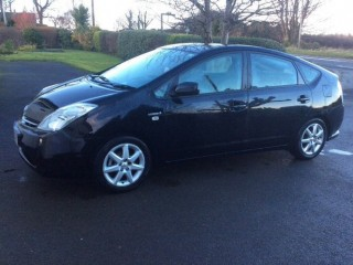Black 2009 Toyota Prius T Spirit in C Down, N.Ireland
