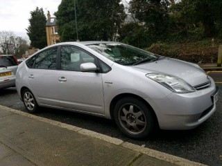 USED CAR. TOYOTA PRIUS HYBRID AUTOMATIC 2008
