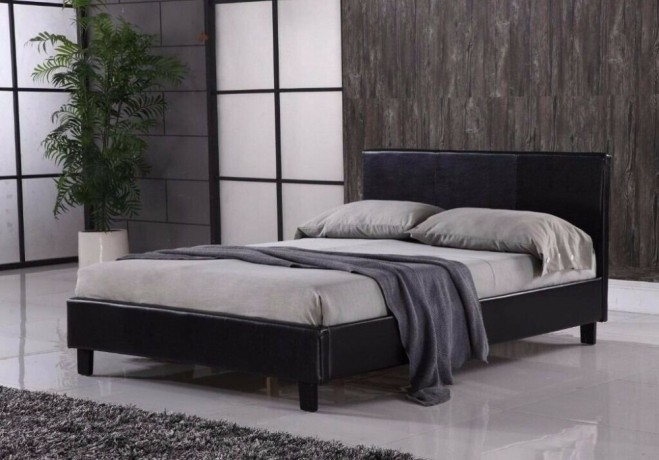 same-day-fast-delivery-double-leather-bed-frame-with-9-deep-quilted-mattress-same-day-redbridge-london-big-3