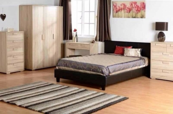 same-day-fast-delivery-double-leather-bed-frame-with-9-deep-quilted-mattress-same-day-redbridge-london-big-1