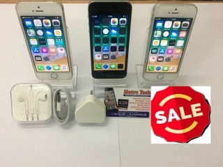 IPHONE 5S SILVER  VISIT MY SHOP PERFECT GIFT  UNLOCKED  WARRANTY + RECEIPT