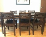 solid-dark-oak-dining-table-6-chairs-hackney-london-small-0