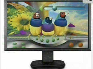 "ViewSonic VG2239SMH 22"" LED Full HD 1080p HD Monitor"
