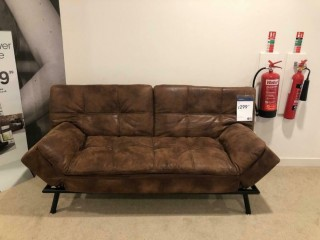 Sofa bed collection only - house clearance