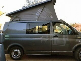 VW Campervan T5 For Hire Sleeps 4 (Duggie) Romford, London