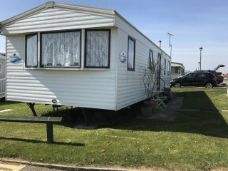 3 BEDROOM 36 x 12 CARAVAN HIRE, SEPTEMBER WEEKS JUST £225 7 NIGHTS, Cayton bay, SCARBOROUGH