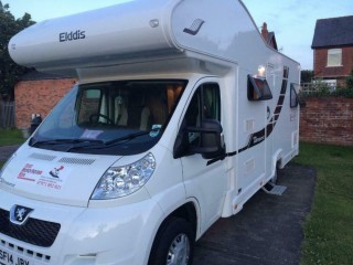 Motorhome Hire £800per week.Galston, East Ayrshire
