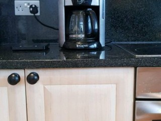 Coffee Machine Russell Hobbs Cafe Torino with Thermo Mug