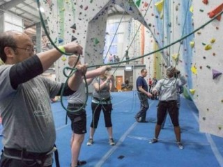 Dec 12th – Rock Climbing 101