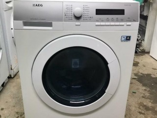 AEG washer dryer 9 kg very very good condition