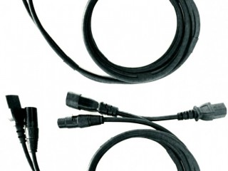 Two XLR/power Link cables for powered speakers