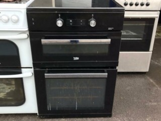 Beko ceramics induction hob cooker 60 cm very good condition