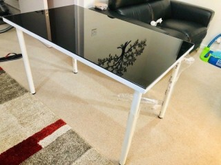 DIY Dining Table or Glass Top Table