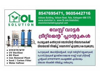 Top 10 Sewage treatment plant Manufacturers in Trivandrum Attingal Pattom Kowdiar Varkala Karamana