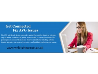 AVG Technical Support Number UK | Contact AVG UK