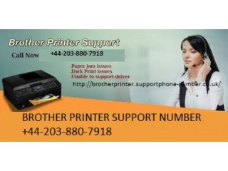 Benefits of Brother Printers Support |+44-203-880-7918