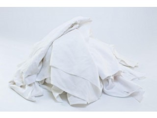 White Fresh Soft Cotton Rags Bales For Sale