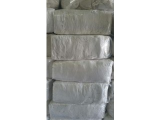 White Prewashed Soft Cotton Rags Bales For Sale
