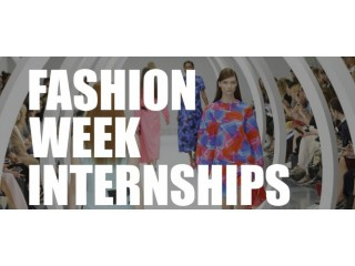 Fashion Internships