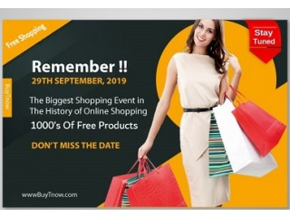 Biggest Shopping Event In The History of Online Shopping