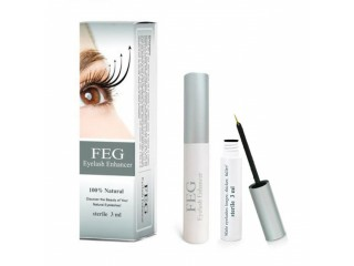 FEG Eyelash Growth Enhancer Natural Medicine Treatments Lash Eye Lashes Serum Mascara Eyelash Serum Lengthening Eyebrow Growth
