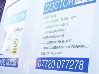 FOR ALL WINDOW AND DOOR REPAIRS CONTACT THE WINDOW DOCTOR !!!!