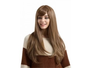 Synthetic Hair Wig Long Sweet All Match Fashion Accessory