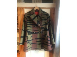 Vivienne Westwood red label AW15 size 42 12/14 princess coat