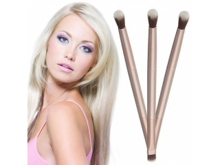 Makeup Cosmetics Blending Eyeshadow Brush Eye Shading Brushes Double-Ended Brush Pen 15.5x 0.8x 0.8cm