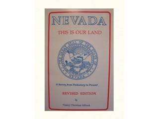 US STATE OF NEVADA - ARCHAEOLOGY