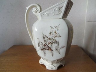 Old water jug/vase , Oulton, West Yorkshire