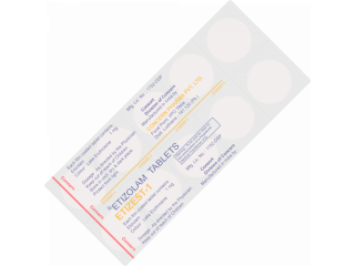 Buy Etizolam to Treat Anxiety Attacks