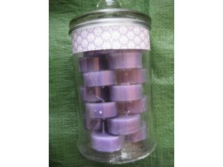 Four Selections of Candles and Candle Holders Individually Priced